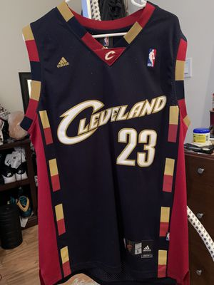 Brand New Classic Cavaliers LeBron James Jersey for Sale in Alexandria, VA