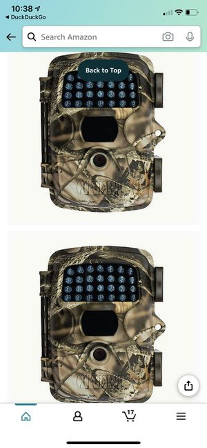 Covert mp8 trail Cam brand new never used it for Sale in Running Springs, CA