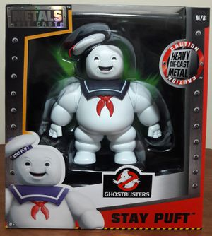 Ghostbusters Diecast Stay Puft Marshmallow Man Figure toy for Sale in Marietta, GA