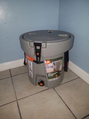 BRAND NEW Ozark Trail 20-Quart High Performance Beverage Dispenser/Jug Cooler for Sale in Winter Haven, FL