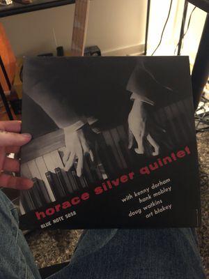 HORACE SILVER QUINTET VINYL for Sale in Nashville, TN