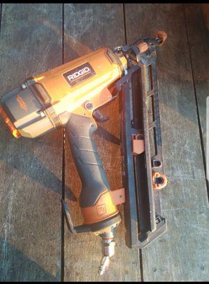 Ridgid Air Nail Gun for Sale in Pleasant Hill, CA