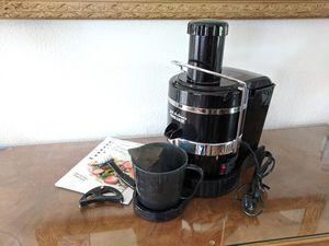 Jack Lalanne Power Juicer for Sale in Sun City West, AZ