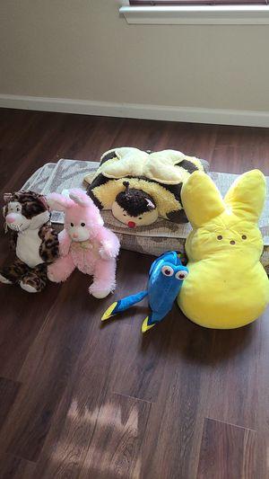 Stuffed animals for Sale in McKinney, TX