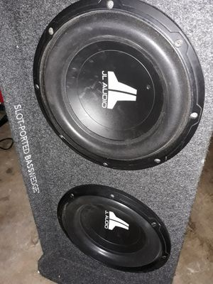 JL Audio Speaker System for Sale in Plano, TX
