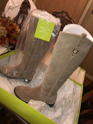 Gianni Bini Jayceson Tall Boots Sz 6.5 for Sale in West Covina, CA