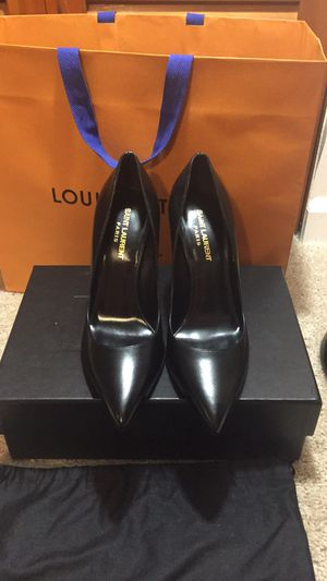 Authentic YSL Black Pumps for Sale in Washington, DC