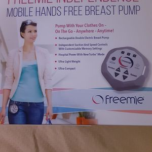Freemie Hands Free Breast Pump for Sale in Wilmington, DE