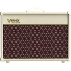 Vox AC15 15W 1x12 Tube Guitar Combo Amp Cream for Sale in Miramar, FL