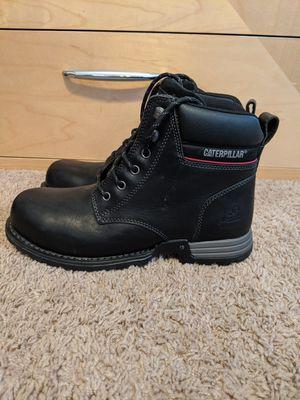 Women's CAT Work boots, STEEL TOE, NEVER WORN/BRAND NEW for Sale in Las Vegas, NV