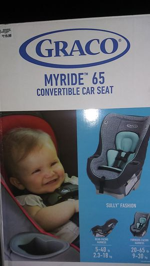 Brand new Graco My Ride 65 Convertible Car Seat for Sale in Federal Way, WA