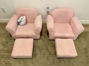 Jovanni Kids Chair and Ottoman ($40 each!) for Sale in Hermosa Beach, CA