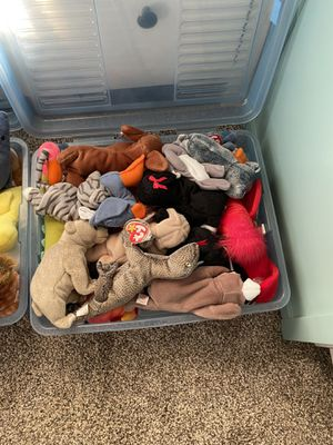Tons of New Beanie Babies for Sale in Sun Lakes, AZ