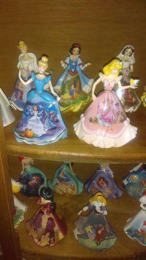 Disney's Princess porcelain bells for Sale in Columbus, OH
