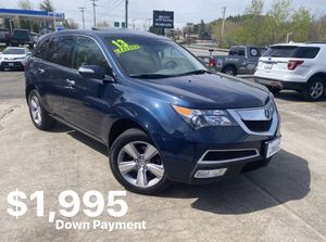 2013 Acura MDX for Sale in Londonderry, NH