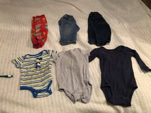 Boy infant clothes for Sale in Puyallup, WA