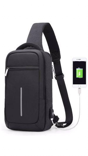 XINCADA Sling Bag Messenger Bag Chest Pack Crossbody Shoulder Bags Small Shoulder Backpack for Sale in Kansas City, MO