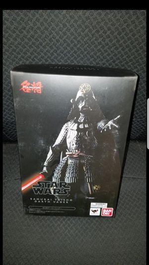 star wars samurai taisho Darth Vader NIB for Sale in Everett, WA