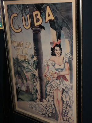 Travel poster for Sale in Columbus, OH