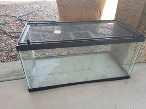 40 Gallon Terrarium for Sale in Buckeye, AZ