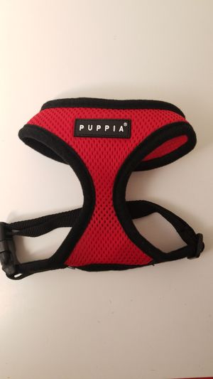 Puppia Black trim soft Harness for Sale in Los Angeles, CA