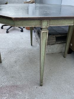 Beautiful vintage octagon table for Sale in Los Angeles,  CA