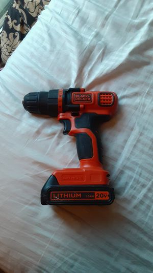 Black and decker drill for Sale in Reno, NV