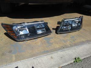 Dodge journey headlamps headlights for Sale in Stanton, CA