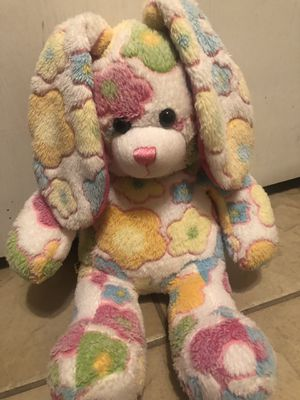 Vintage flowered build a bear for Sale in Modesto, CA