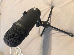 Black mini microphone for Sale in Dallas, TX