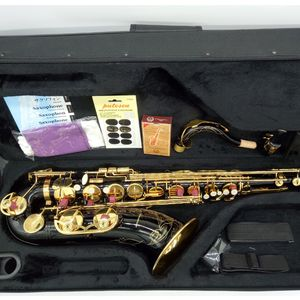 Tenor Saxophone Black Nickel Plated for Sale in Ithaca, NY