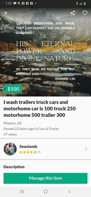 Detailer for Sale in Phoenix, AZ