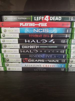 Xbox 360 xbox one games for Sale in Lake Stevens, WA