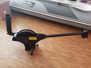 Cannon uni-troll 5 st manual downrigger / scotty fishing for Sale in Everett, WA