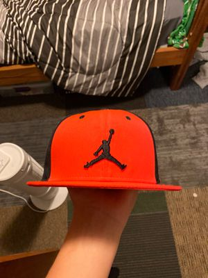 Jordan jumpman hat fits all for Sale in Milwaukee, WI
