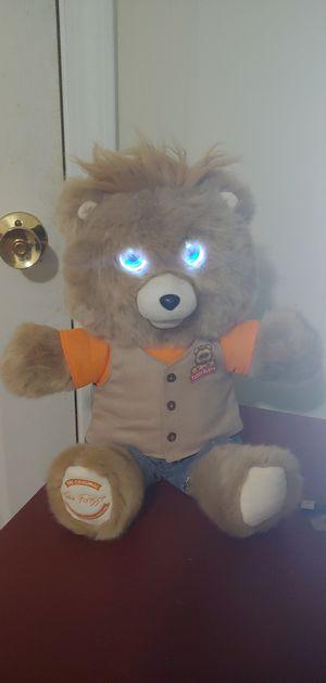 Teddy Ruxpin, 2017 Teddy Bear for Sale in Moncks Corner, SC