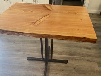 Fir Live Edge Table for Sale in Bothell,  WA