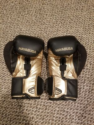 Hayabusa T3 16 oz Boxing Gloves for Sale in Lincolnwood, IL