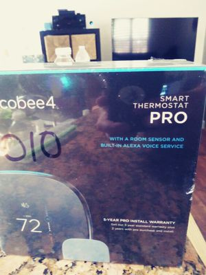 Ecobee 4 smart thermostat por. for Sale in Tamarac, FL