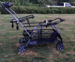 Baby trend double stroller for Sale in Bellingham, WA