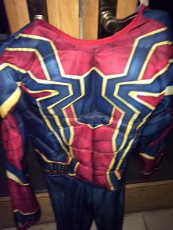 Spider Man Kids Costume for Sale in Fresno,  CA
