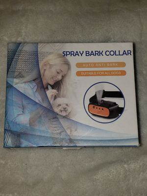 WWVVPET Spray Dog Training Collar for Sale in Los Angeles, CA