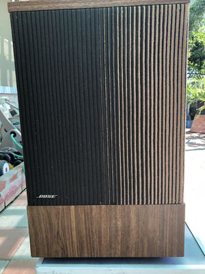 Bose speakers for Sale in Garden Grove, CA