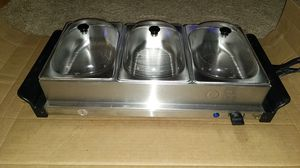 Bella Cucina buffet serving tray. Like New. for Sale in St. Petersburg, FL