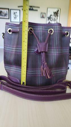 Bean pole purple bag for Sale in Austin,  TX