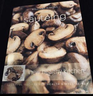 "Williams Sonoma ""Sautéing"" Recipe Book for Sale in Issaquah, WA"