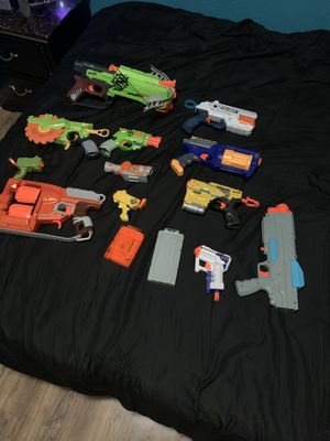 Nerf guns for Sale in Kennewick, WA