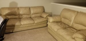 Beige sofas used for Sale in Tracy, CA