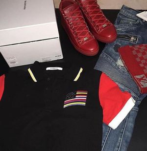 Red Balenciagas for Sale in Chicago, IL