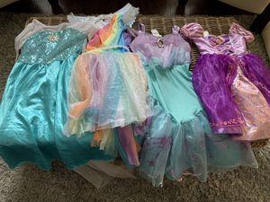 Princess dresses for Sale in Grand Prairie, TX